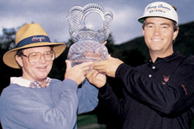 Tom Kite & Davis Love III