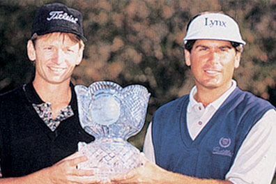 Fred Couples & Brad Faxon