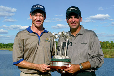 Lee Janzen & Rocco Mediate